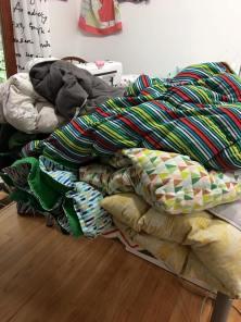 blanket making 3