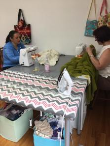 blanket making 4